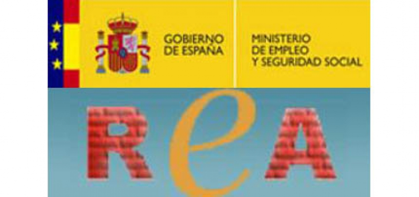 REA Registro Empresas acreditadas Sector Construccion