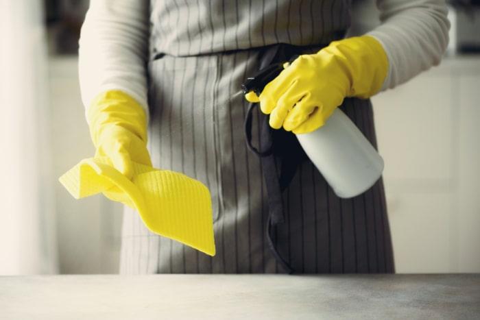 Técnicas desinfección COVID